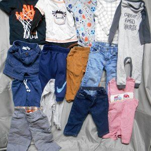 Other - Lot of 14 pieces boys 12 months clothes